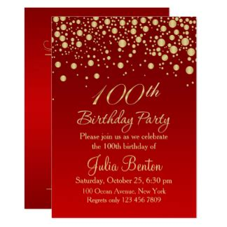 100th birthday card template 100th birthday gifts on zazzle