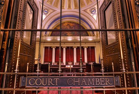 minnesota supreme court minnesota supreme court chamber flickr photo