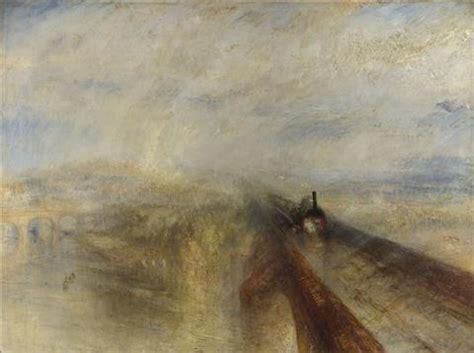 Steam E Gift Card - joseph mallord william turner lluvia vapor y velocidad obras maestras de la pintura