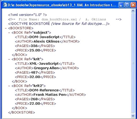 tutorialspoint xml dtd how to write dtd in xml file facebookthesis web fc2 com