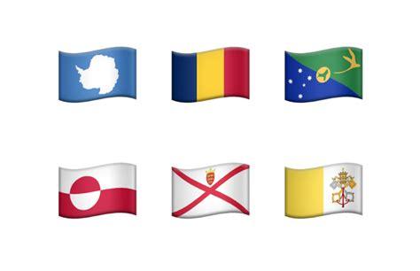 emoji flag more emoji flags come to ios
