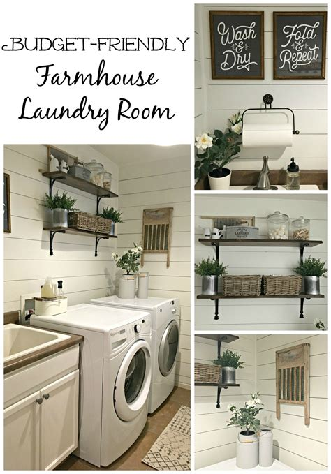 rustic laundry room decor rustic laundry room reveal raising rustic