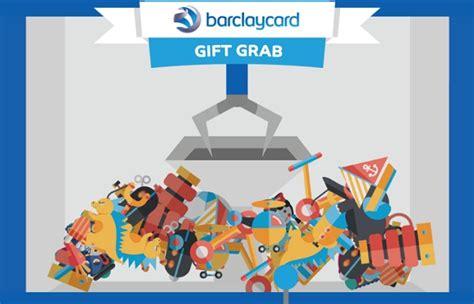 Barclaycard Gift Card - barclaycard gift grab sweepstakes sweepstakesbible