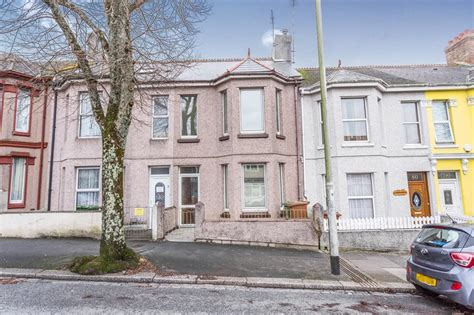 3 bedroom house for sale in plymouth 3 bedroom terraced house for sale in victoria road