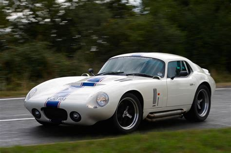 superformance shelby daytona cobra coupe mkii review evo