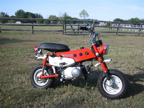 Suzuki Trail 1971 Suzuki Trail Hopper Mt50 Trail70 Z50 Mr50 Xl70 Xr75