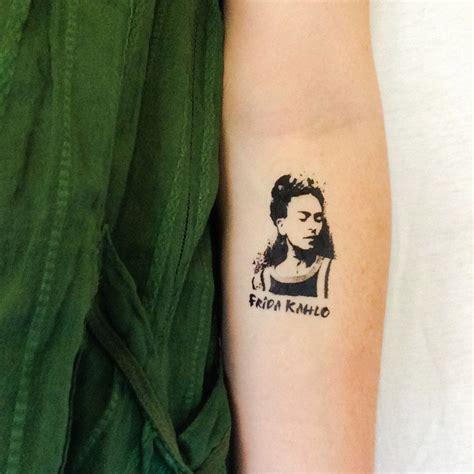 frida tattoo pin by lora spielman on taˈto o