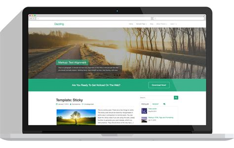 wordpress themes free for commercial use free wordpress business theme