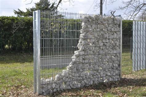 beton gegenstände selber machen diy trockenmauer gabionen steinwand selber bauen ohne