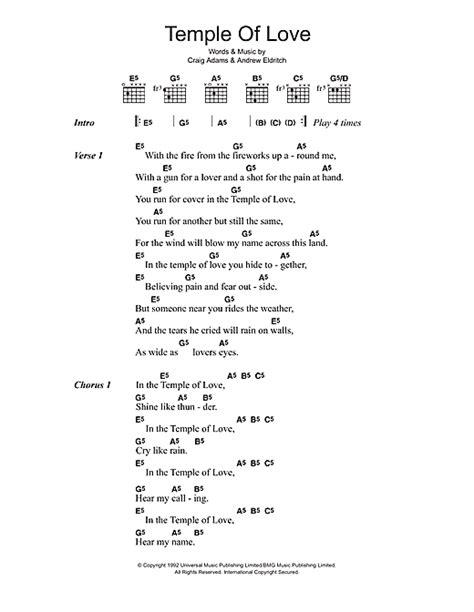 lyrics of mercy temple of sheet by the of mercy lyrics