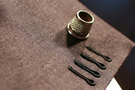 Handmade Buttonholes How To Make - made by the great sartorial debate made