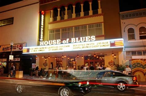 San Diego House Of Blues by Wantickets United States United States Wantickets Events