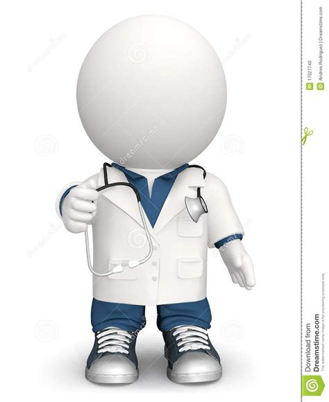 3D doctor stock illustration. Illustration of health ... Free Baby Related Clipart