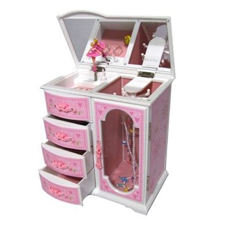 little girl jewelry armoire music boxes girls adore webnuggetz com
