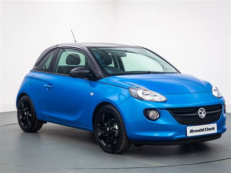 Auto Adam by New 68 Vauxhall Adam 1 2i Energised 3dr Arnold Clark