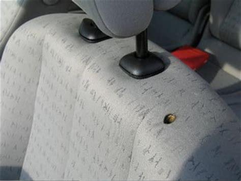 reparer trou de cigarette siege voiture comment reparer trou de cigarette dans siege voiture