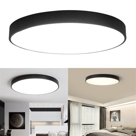 ceiling mounted down light distinguished surface mount light fixture round led