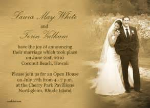 wedding announcements wording images