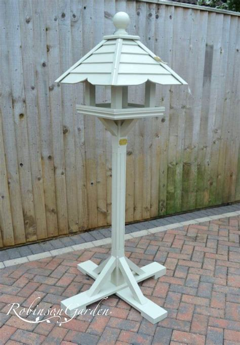 montague bird table bespoke handcrafted bird feeder