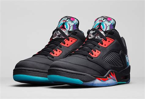 new year retro 6 air new year collection aj 5 low retro