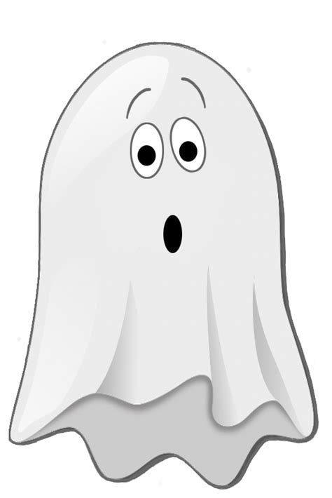 ghost clipart happy clipart