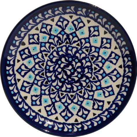 plate patterns zaklady ceramiczne boleslawiec polish pottery plate