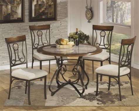 wrought iron dining room sets wrought iron kitchen chairs chic small dining room design with glass table photo 58