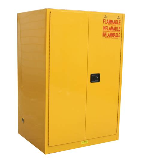 laboratory metal flammable liquid storage cabinet