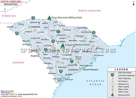 map of carolina state parks 17 best images about lowcountry maps on