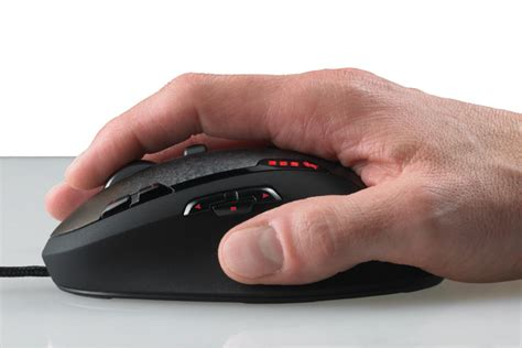 Mouse Gaming Logitech G500 logitech g500 gaming mouse pccomponentes