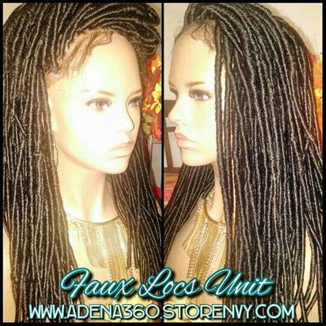 lace front dreadlocks 54 best lacefront faux locs wig images on pinterest faux