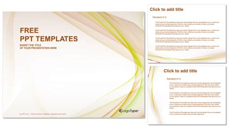 yellow and transitions free ppt backgrounds for your