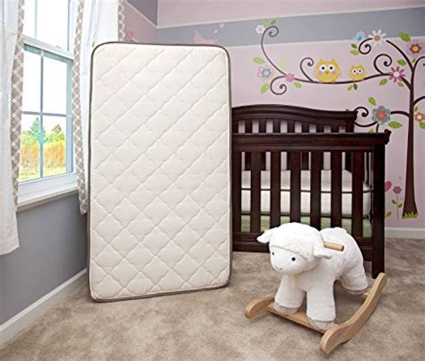 Organic Wool Crib Mattress My Green Mattress Organic Cotton And Wool Crib Mattress Two Sided Made In Usa
