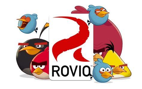 The Angry Birds Petualangan Keren Rovio 캐릭터 상품 매출 3배 껑충 로비오 작년 매출 1억 9500만 달러 기록 인벤