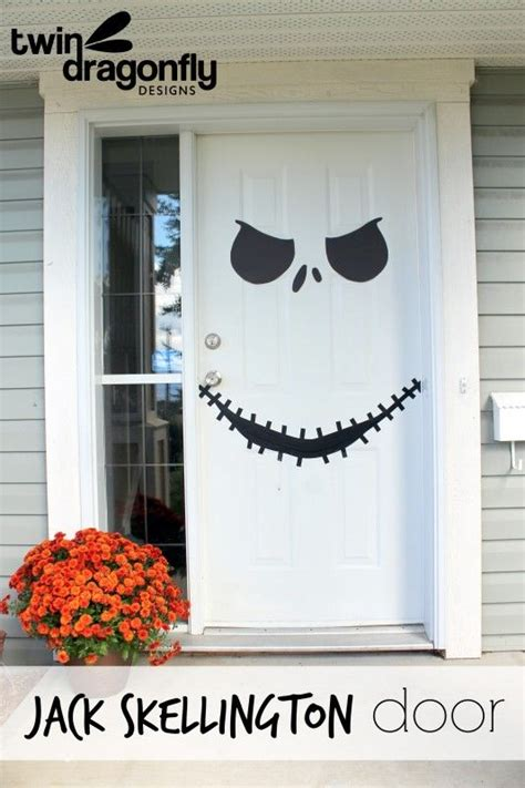 jack skellington door pictures   images