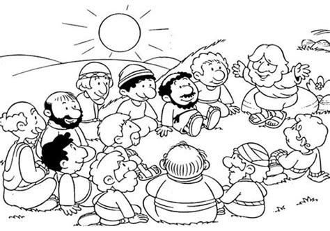 coloring pages of jesus and his disciples free coloring pages of 12 diciples