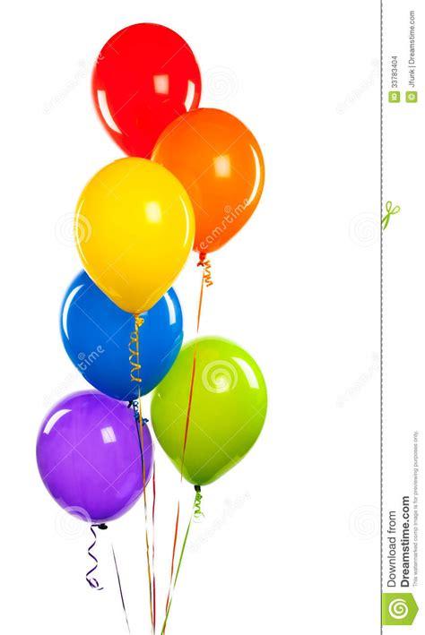 imagenes de cumpleaños con globos globos del cumplea 241 os imagenes de archivo imagen 33783404