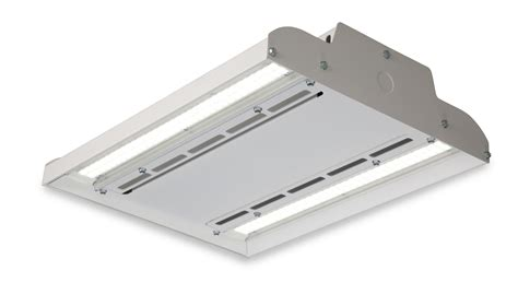 Ge Led Light Fixture Ge S Albeo Abv1 Series Led High Bay Fixture Leads The Industry With Luminous Efficacy Ge