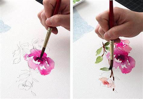 watercolor tutorial the alison show aquarelle picmia