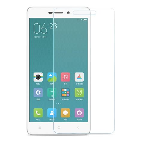 Kingkong Xiaomi Redmi Note 4 White Tempered Glass Original xiaomi redmi 4 prime redmi 4 pro tempered glass