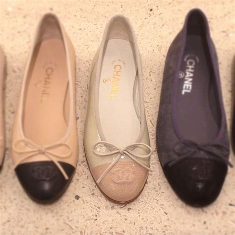 flat shoes chanel chanel flats style