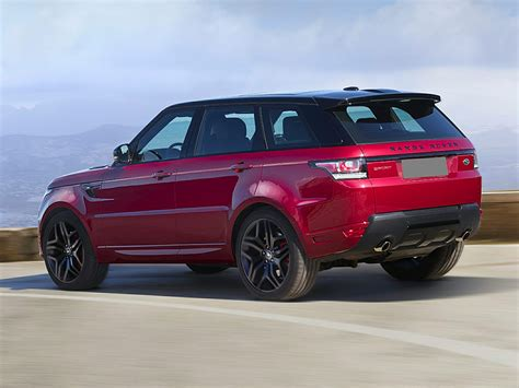 range rover 2016 2016 land rover range rover sport price photos reviews
