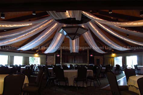 Elegant Event Lighting Schaumburg Il Wedding Wedding Ceiling Lights