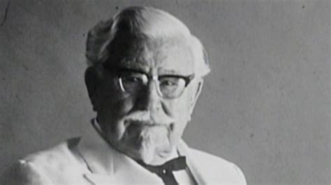 biography of colonel sanders quotes by harland sanders like success