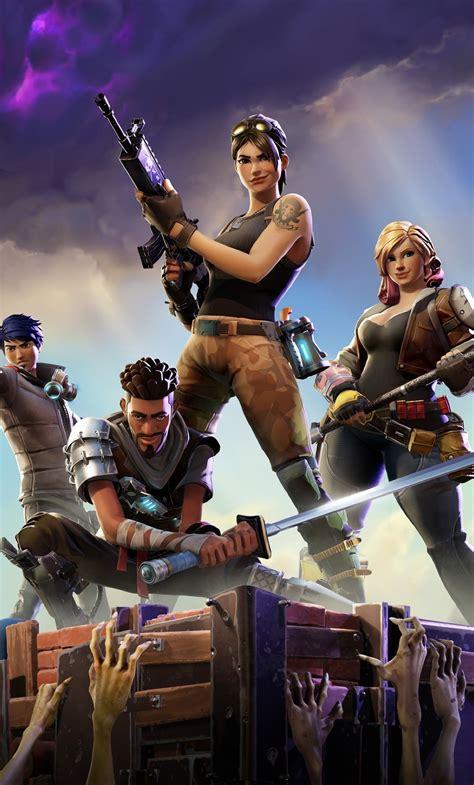 fortnite game poster  resolution full hd