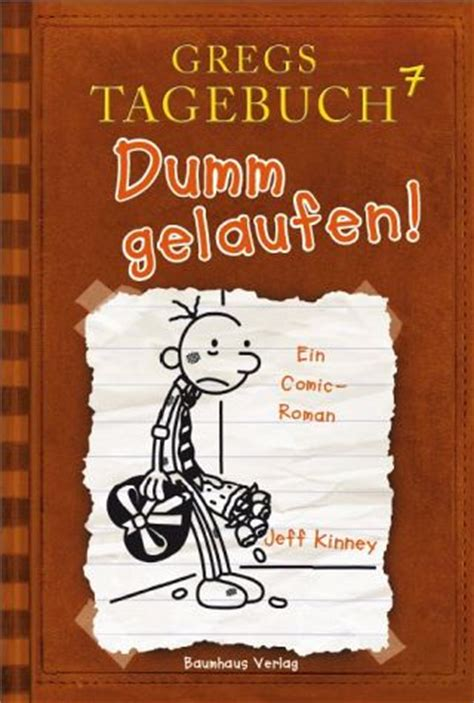 Lebenslauf Jeff Kinney dumm gelaufen gregs tagebuch bd 7 jeff kinney