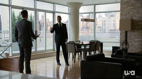 wohnung harvey specter home of the week our favorite home from a tv show not