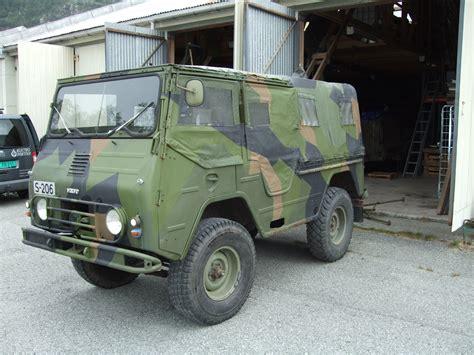 jeep volvo volvo jeep felt 1 2 tonn 4x4 modell l 3314n austr 229 tt