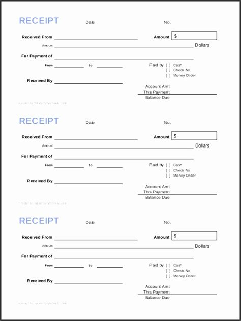 bank receipt template 7 bank receipt template sletemplatess