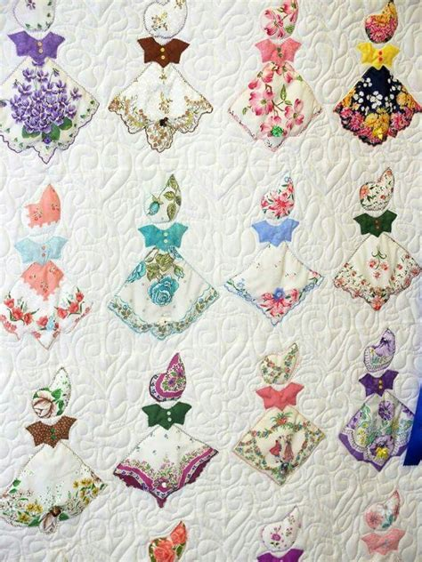 Handkerchief Quilt Pattern by Best 25 Vintage Handkerchiefs Ideas On